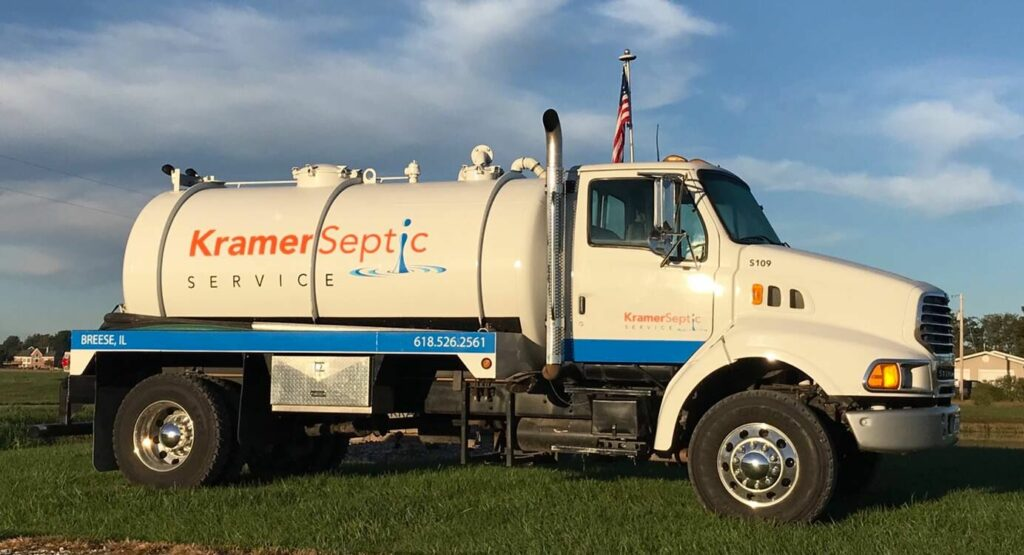 Kramer Septic Truck